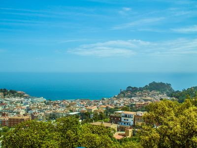 Photo for HOUSE WITH THE VIEW OVER TOSSA DE MAR