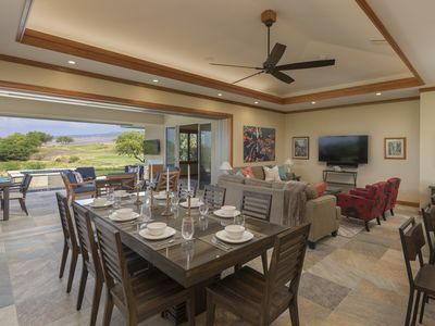 Photo for Waiulaula at Mauna Kea 3BR/3.25BA Villa Gorgeous Golf View Outdoor Showers