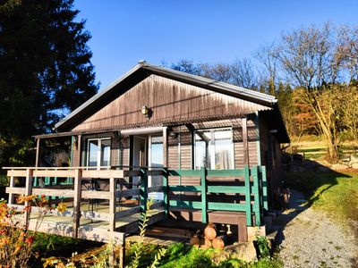 Photo for Cosy, from the inside completely modernised chalet with garden and large veranda