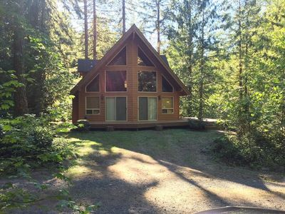 Photo for Next to Mt Hood Nat'l Forest & Zig Zag River - 3BR/2BA Custom Home