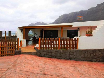 Photo for holiday home, Famara  in Lanzarote - 2 persons, 3 bedrooms
