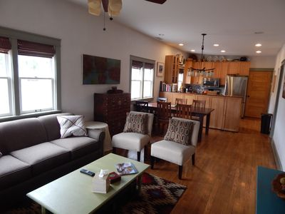 Photo for Casa Agave, Adobe Cottage Close To The Santa Fe Plaza & The Railyard