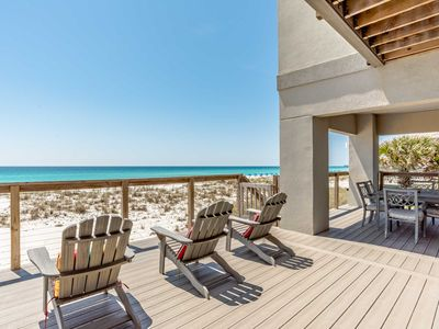 Trident House Beachfront Pensacola Beach Home Close To Area