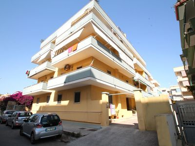 Photo for Comfortable apartment 150 meters from the sandy beaches