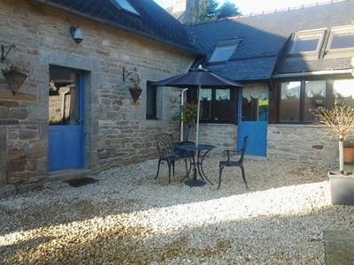 Photo for recently renovated two bed gite ,treusquilly