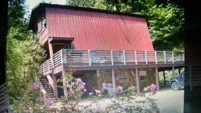 Photo for The Main Chalet House in Nantahala Gorge near Bryson City, NC