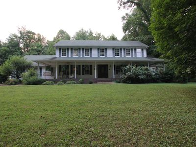 Photo for Beautiful  4000 Sq Feet White Plantation Home With Wrap Around Porch