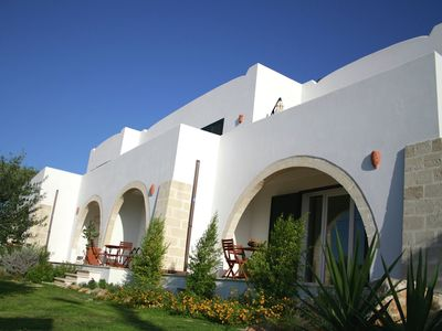 Photo for Apartment near the sea in the Salento region, wifi, stunning views