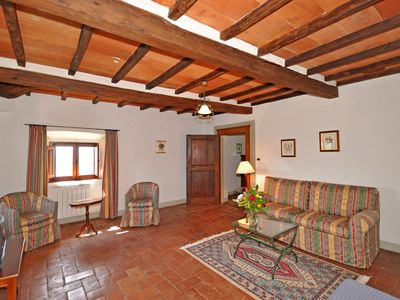 Photo for One bedroom Apartment, sleeps 2 in Borgo a Giovi with Pool and WiFi
