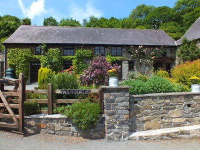 Photo for Charming Character Cottage, Crychan Forest &  Brecon Beacons