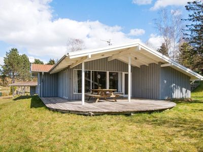 Photo for Garden-view Holiday Home in Jutland with Sauna
