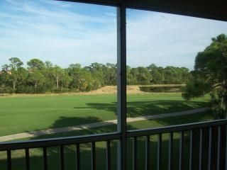 Great View of the 8th Hole at Stoneybrook Country Club from the Lanai!