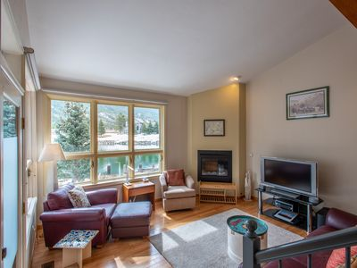Photo for A 2-bedroom, 2-bathroom Townhouse at Copper Mountain Ski Resort - East Villag