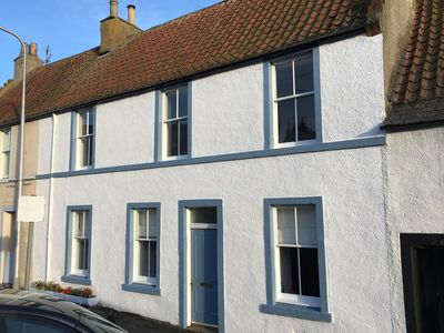 Photo for The Old Surgery - Two bedroom apartment in the picturesque village of Crail
