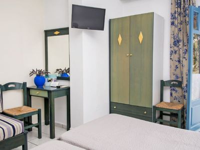 Photo for Apartment Superior Studio with Garden View in Psari Forada - 3 persons, 1 bedrooms