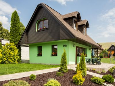Photo for Vacation home Aquatherm in Liptovský Trnovec - 4 persons, 2 bedrooms