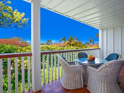 Photo for Nihi Kai Villas #500: Great Value w/ Lovely Garden View! Perfect for Families!!