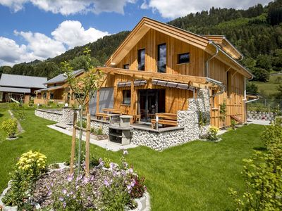 Photo for Ultra luxurious, detached chalet with wellness and private outdoor swimming pool
