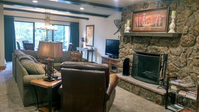 Photo for Luxury Condo w/ FREE WiFi, Parking, Heated Pool, Hot Tubs, Skier Shuttle