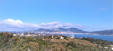 Photo for PORTICCIO Luxury villa. Exceptional sea and mountain views - 7 people
