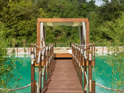 Photo for Private wellness paradise in the heart of Istria for 14 people