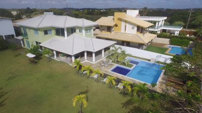 Photo for Luxury house near the best beach in guarajuba