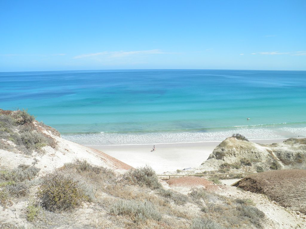 Special Reserve at Port Willunga
