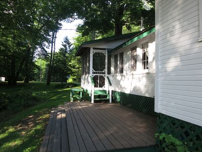Photo for 4EEEE's Cottage at Birch Cliff Lodge