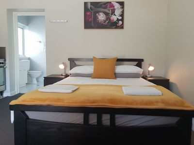Photo for Comfortable studio ideal for couples or single travellers
