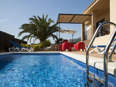 Photo for Villa Tramuntana Plus Costa Brava - private pool and garden, WiFi & Netflix