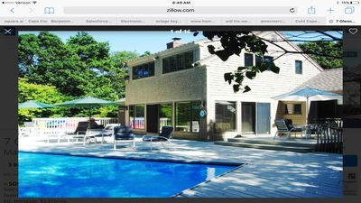 Photo for Newly renovated oasis with private pool/spa 1/2 mile to Popponesett Inn.