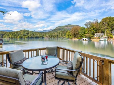Photo for A Simple Life Cabin-Mr Lake Lure Vacation Rental