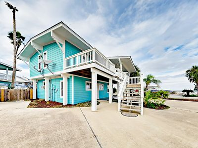 Photo for Newly Renovated 3BR Canal Front Home w/ Boat Dock in Key Allegro