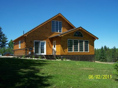 This is one of the newer cottages we have.