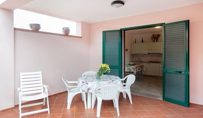 Photo for Golfo  4, very close to the centre  and the beach