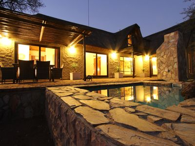Photo for Charming Lodge near Kruger Park