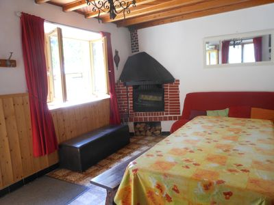 Photo for 70m² quiet holiday home rental near a farm 23 km from Grenoble