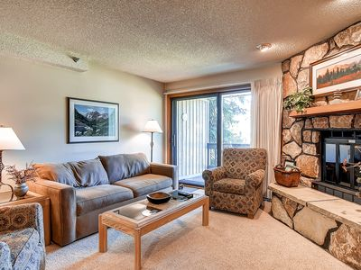 Photo for 2 Bedroom Atrium Condo in Heart of Downtown Breckenridge