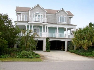 Photo for Lee Beach House: 5 BR / 4.5 BA south litchfield in Pawleys Island, Sleeps 10