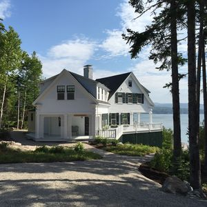 "Photo for ""Ledge End"" 100 Year old Summer Cottage on Somes Sound restored to it's finest."