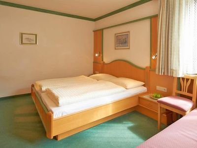 Photo for Double room with shower, WC - Gasthof Alpenhof