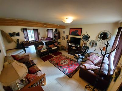 Photo for Moondance lodge is a place you can go and relax and access the outdoors