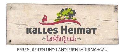 Photo for KALLES HOMELAND vacation, horse riding and country living in Kraichgau