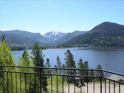 Photo for Fabulous Lake Views, Close to the Village of Grand Lake