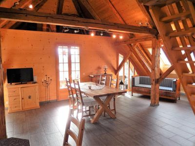 Photo for Holiday apartment Hondrich for 2 - 4 persons with 2 bedrooms - Farmhouse