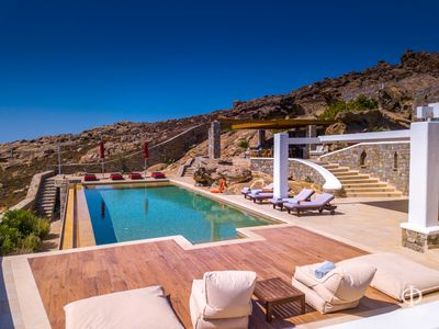 Photo for 9BR Villa Vacation Rental in Mykonos