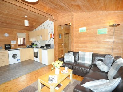 Photo for 2 bedroom Log Cabin in Loch Ness - COUGI