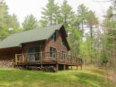 Photo for Classic Adirondack Chalet