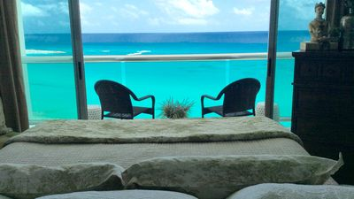Photo for Beautiful, modern Beachfront Penthouse, Best Location and views in Hotel Zone