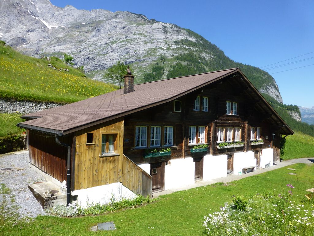 Peaceful apartment, with garden , Innertkirchen, Obwalden